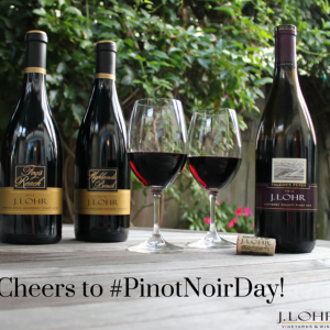 Cheers to Pinot Noir Day