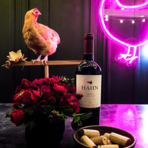 Wine Influencer Marketing Promotion with Hahn Family Wines
